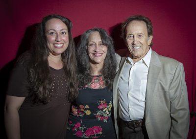 Jenna, Marie and Greg Blando