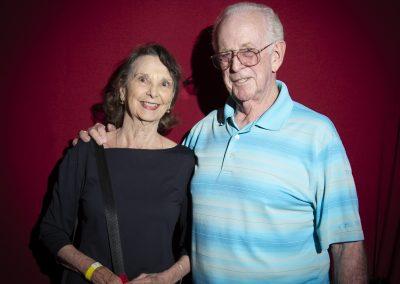 Carol (friend) & Jim Corwin