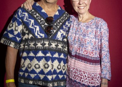 Joseph Enrique and Jodi Warman