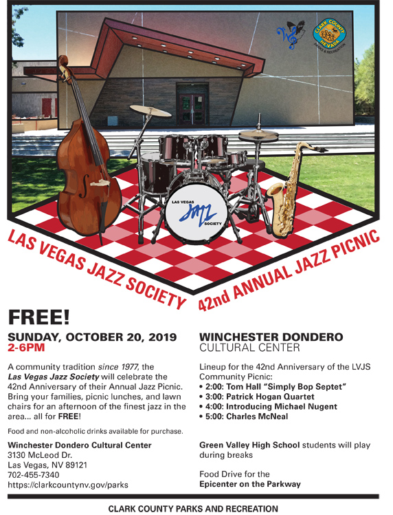 Las Vegas Jazz Society | The NEW official website of the Las
